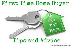 3 Essential Tips for First Time Home Buyers